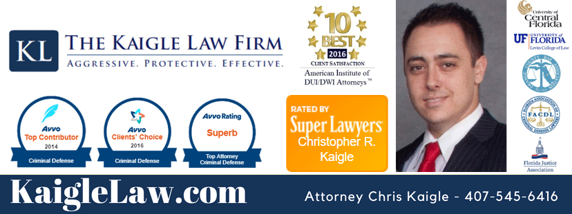 Chris Kaigle Top Orlando DUI Lawyer